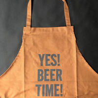 "⭕️[新型エプロン] DRESSSEN    WPAB8 DAY USE W POCKET  APRON   ""YES! BEER TIME!⭐️再入荷しました。"