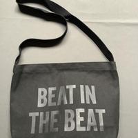 """DRESSSEN  DBC11 BAG """"BEAT IN THE BEAT""""BLACK COLOR ※公式オンラインストアのみの販売です。"""