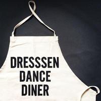DRESSSEN ADULT APRON #35 DRESSSEN DANCE DINER