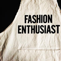 "DRESSSEN ADULT APRON #28 ""FASHION ENTHUSIAST"""