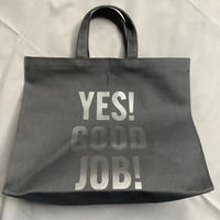 DRESSSEN  MARKET BAG (LARGE)  MBALBK2  YES! GOOD JOB!※BLACK COLOR