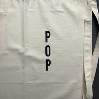 "DRESSSEN lower wall long  LWL 13 ""POP"" 腰巻きエプロンです)"
