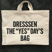 "DRESSSEN DTB1 DRESSSEN THE ""YES""DAY'S BAG  ⭕️8月1日再入荷しました。。"