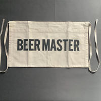 "DRESSSEN LW4 LOWER WALL APRON  ""BEER MASTER""(腰巻きエプロンです)"