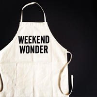 "DRESSSEN KD5 KIDS APRON  ""WEEKEND WONDER""(※キッズエプロンです)"