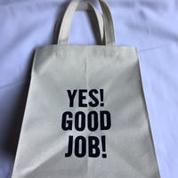 "⭐️新発売DRESSSEN    MBAS7 MARKET BAG   (SMALL)   ""YES!GOOD  JOB!"
