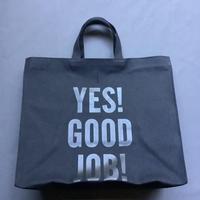 DRESSSEN  MARKET BAG (LARGE)  MBALBK2  YES! GOOD JOB!※BLACK COLOR
