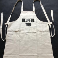 "DRESSSEN  X–STYLE XA3  APRON "" HELPFUL YOU"""