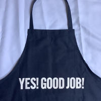 "🔴新型エプロン DRESSSEN  DRVNY4  REVERSIBLE  APRON""YES!GOOD JOB!/ DRESSSEN    ""(リバーシブルエプロン)"