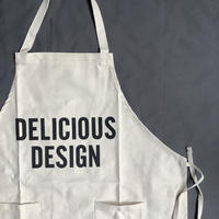 "DRESSSEN  WPA17  DAY USE W POCKET APRON   ""DELICIOUS DESIGN"""