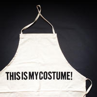 DRESSSEN KD18 KIDS APRON  THIS IS MY COSTUME(※キッズエプロンです)