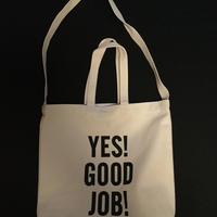 "DRESSSEN  DBSH6 TWO WAY BAG""YES! GOOD JOB!⭕️新発売"