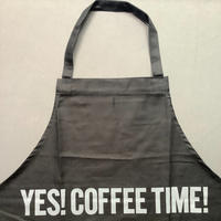 """DRESSSEN  DRVBLK4 REVERSIBLE  APRON""""YES!COFFEE TIME/YES!BEER TIME """"(リバーシブルエプロン)"""