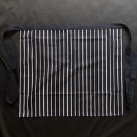 "DRESSSEN LWLS1 LOWER WALL ""STRIPE"" APRON    NAVY COLOR"
