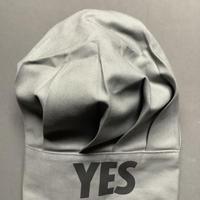 "DRESSSEN CCGR1 CHEF'S CAP   ""YES""(グレーカラー)"