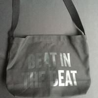 "DRESSSEN  SHOULDER BAG DBC11""BEAT IN THE BEAT""BLACK COLOR ※公式オンラインストアのみの販売です。"