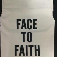 """DRESSSEN PR25  THE PROFESSIONAL APRON"""" FACE TO FAITH"""" ※公式オンラインストアのみの販売です。"""