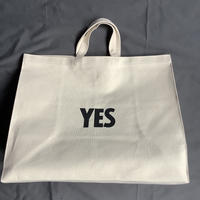 "DRESSSEN MBXL1    MARKET  BAG  XLARGE ""YES/NO THANKYOU"