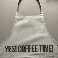 """DRESSSEN  DRVGRY5 REVERSIBLE  APRON""""YES!COFFEE TIME!/YES!BEER TIME! """"⭐️9/6(月) 再入荷しました。"""