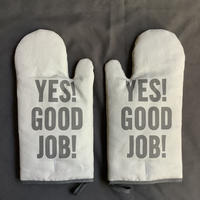 "🔴新発売 DRESSSEN MTGR3 ""YES!GOOD JOB!""MITTEN(ミトン)  GREY   COLOR"