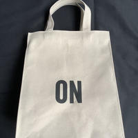 "DRESSSEN  MBASBS12 MARKET BAG   (SMALL)   ""ON/OFF""(サンドベージュカラー)"