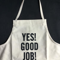 DRESSSEN BKD5 BABY KIDS APRON YES! GOOD   JOB!(ベイビーキッズエプロンです。)