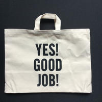 "DRESSSENTOTE BAG  DTB3 ""YES! GOOD JOB!"