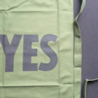 "DRESSSEN  lower wall long LWL(G)1 "" YES"" APRON GREENCOLOR"
