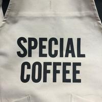 "DRESSSEN  XA9  X–STYLE APRON "" SPECIAL COFFEE""※公式オンラインストアのみの販売です。"