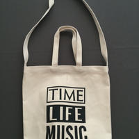 "DRESSSEN  DBSH1 TWO WAY BAG"" TIME LIFE MUSIC"""