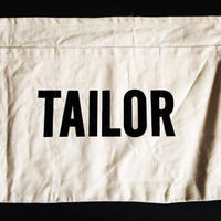 "DRESSSEN LW11 LOWER WALL APRON  ""TAILOR""(腰巻きエプロンです)"