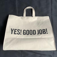 """🔴新発売 DRESSSEN MBSBXL13 MARKET  BAG  XLARGE """"YES!GOOD JOB!/ DRESSSEN    """"(サンドベージュカラー)"""