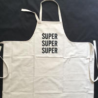 """[新型] DRESSSEN   PR10   THE PROFESSIONAL APRON"""" SUPER SUPER SUPER """" ※首の紐をお好きな位置で結んで固定できます。"""