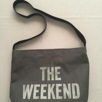 "DRESSSEN  DBC3 BAG  "" THE WEEKEND""BLACK COLOR"