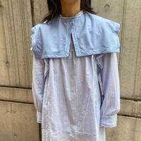 セーラーカラー衿(BL×BK)(ママさん用)