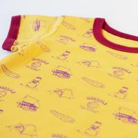 "DRIBBLE ""CAMP"" Tシャツ"