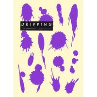 DRIPPING Sticker M(アメジスト)