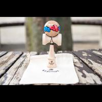Mahbean Stripe  -Pink & Blue-