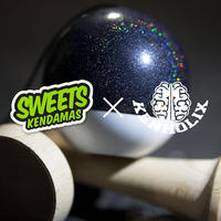 Sweets Kendamas × Kenholix Party Prism 70/30 -Black-