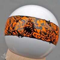 Patrick's Hand Drawn Stripe -Halloween Edition-
