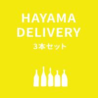 【葉山町内・週末限定・配達専用】おまかせワイン3本セット