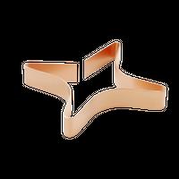 十字ストッパー(銅トラップの部品)
