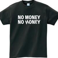 「NO MONEY NO HONEY TOUR2020」Tシャツ [スモークブラック]