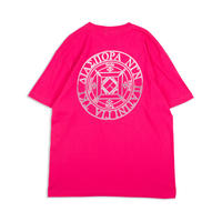404 Magic Circle Tee (Tropical Pink)