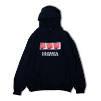 Twenty One Hooded Sweatshirt  (Navy)