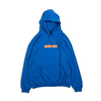 Star Child Hooded Sweatshirt (Blue)