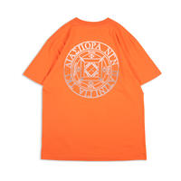 404 Magic Circle Tee (California Orange)