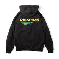 Tour Logo Hooded Sweatshirt (Black)