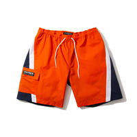 PATRICK / Club Swim Shorts (Orange)