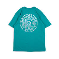 404 Magic Circle Tee (Apple Green)